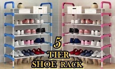 N9 - 5 Tier Shoe Rack (9)