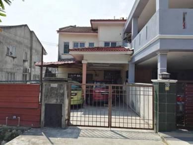 [END LOT] Double Storey Taman Seri Sementa, Klang