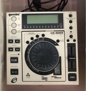 Gemini CD-400X professional DJ player (used)