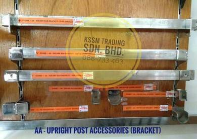 Aa - upright post accessories