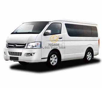 Toyota Hiace CAM Placer-X Placer X A4 Window Van