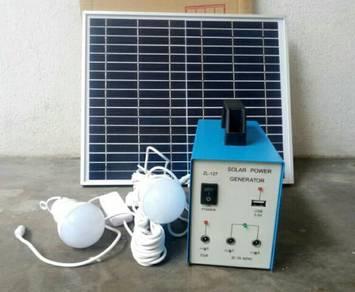Solar generator complete set