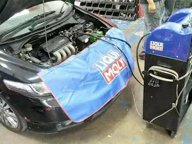 Liqui Moly Jet Clean Tronic Service Honda Toyota