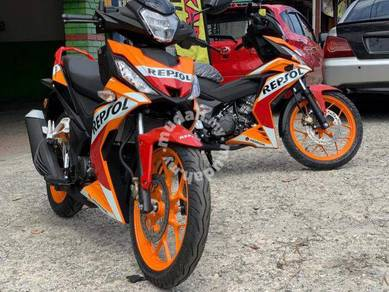 Honda rs150 v2 repsol (year end sale offer)