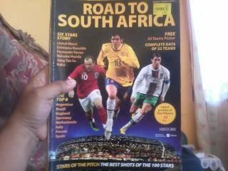 Buku road to africa