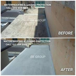 Professional wall and floor waterproofing services