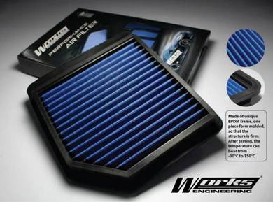 Works washable Air Filter - CIVIC FD 1.8 / STREAM