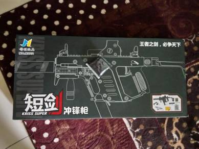 Kriss vector gel blaster
