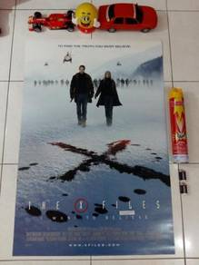 Poster THE X-FILES Limited Edition 2008