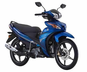Yamaha lagenda 115z (PROMOSI)