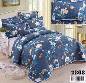 Cadar Patchwork 6 in 1 Bedsheet Cotton - 2868