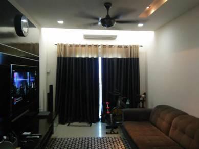 Casa Idaman Jalan Ipoh, End Lot Hight Floor FOR SALE