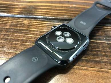 Apple Watch Series 2 38mm Black Stainless Steel