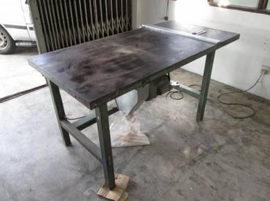 Custom made High Quality Acrylic Sawing Machine