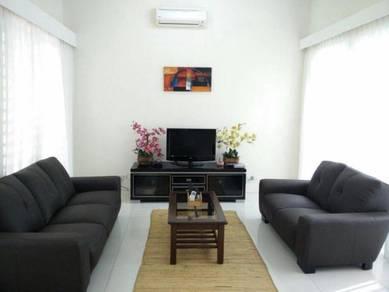E and O 3sty Terrace, RENO, FUR Move in condition, Tanjung Seri Pinang