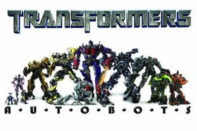 Poster TRANSFORMERS AUTOBOTS