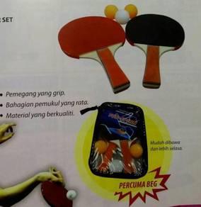 Ping Pong Bat Trainer Set