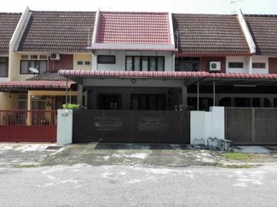 Ipoh Garden East Double Storey House