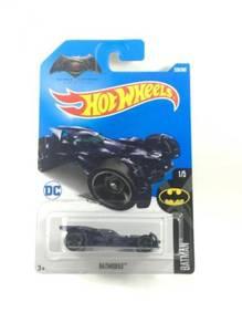 Hotwheels Batman Vs. Superman Batmobile #1 D.Blue