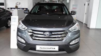 New Hyundai Santa Fe for sale