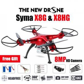SYMA pro X8HG 2.4G 6-Axis Profissional Quadcopter