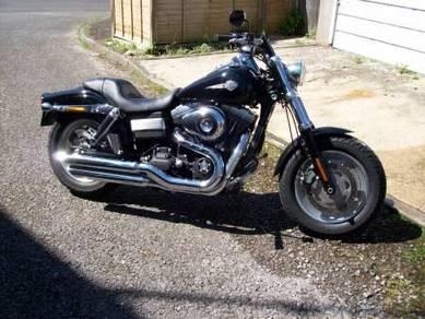 Harley Davidson Fat Bob Uniq