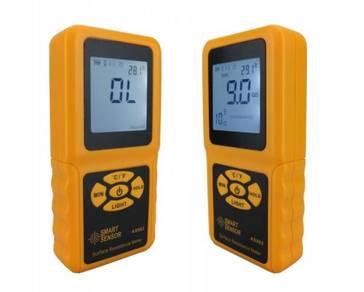 Smart sensor Portable LCD display Earth Resistance