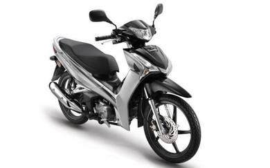 Honda wave 125i ( PROMOSI )