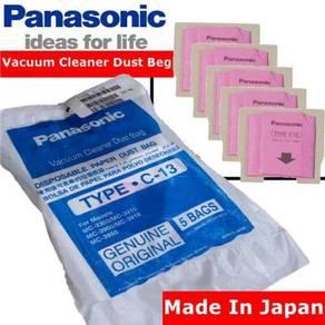 5xPANASONIC TYPE C-13 Vacuum Cleaner DUST BAG