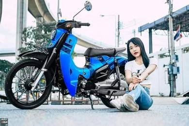 GPX POPZ 110 Moden bike Loan Kedai