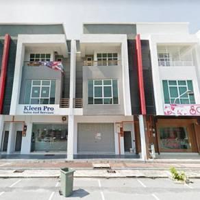 [BANK AUCTION] Shop Lot Taman Kota Syahbandar