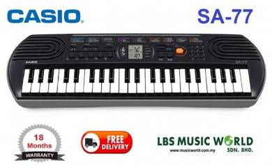 CASIO Min Keyboard SA77