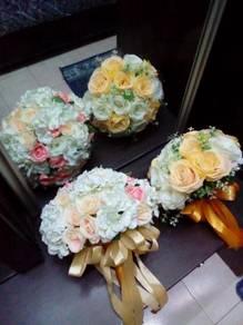 Hand Bouquet / Bunga Tangan / Bunga Kahwin