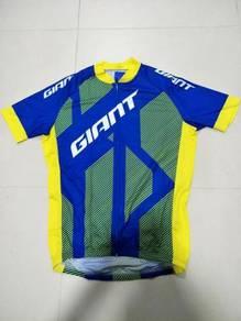 Giant Sport 2017 series SS Jersey Blue/Yellow