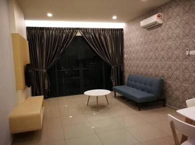 [Fullyfurnished] The Atlantis Condo Near Kota Laksamana Mahkota Town