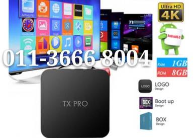 4K android pro smart box tv iptv tvbox hd