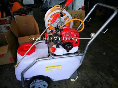 ECT-1000 Trolley Power Sprayer Pump with Tank