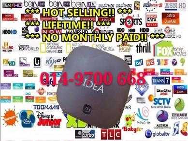 Fisrt HD (WH0LEL1VE) Tv Android Box STR0 iptv