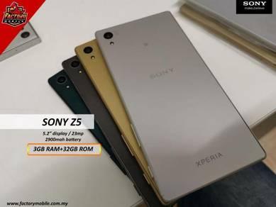 Sony Xperia XZ [ 3+32GB ] + free gift rm1000