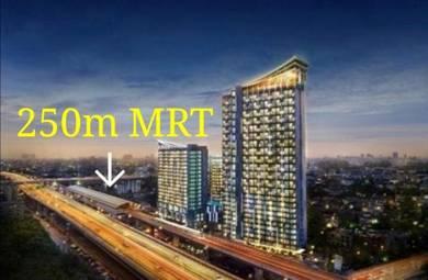 Next Publika/Mont Kiara Last HOC Project/250m to MRT/From 400K