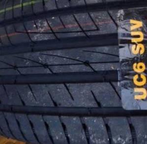 Tayar Continental UC6 SUV 225 60 18 Tyre New 2020