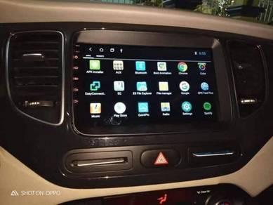 "Kia carens 2014-2017 9""android player"