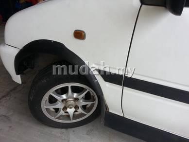 Perodua Kancil Mudguard Fullset
