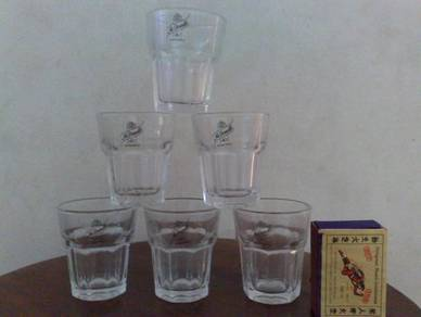 Cawan McDowell's shot glass cup