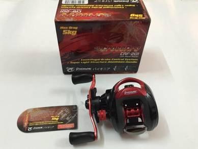 Pioneer Crossfire V8 Fishing Casting Reel Pancing