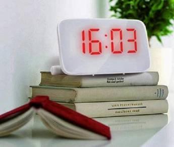 Stylus Pen Sensor LED Message Board Alarm Clock