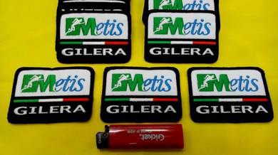 Patches gilera