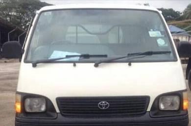 Toyota haice tahun 2000