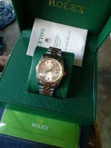 Rolex date just full set