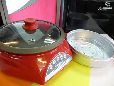 0% gst New CORNELL multi Cooker Steamer